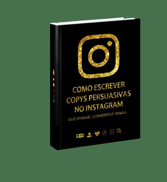 Ebook gratuito Copywiriting no Instagram.