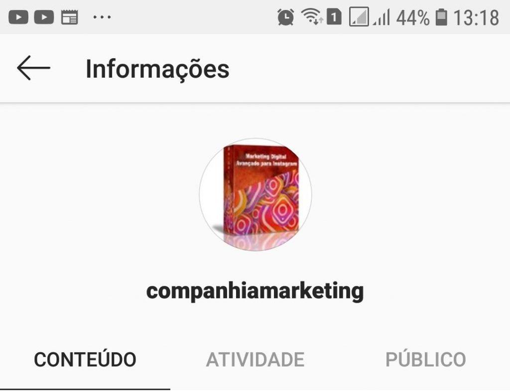Insights para marketing no Instagram