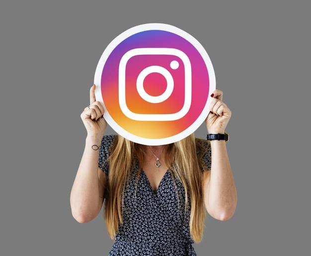 Interação no Instagram