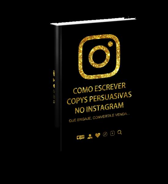 Ebook Gratuito Como Escrever Copys Persuasivas no Instagram